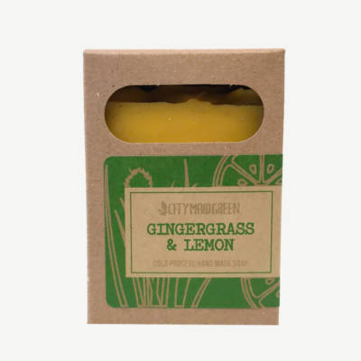 Artisan Soap Gingergrass Lemon
