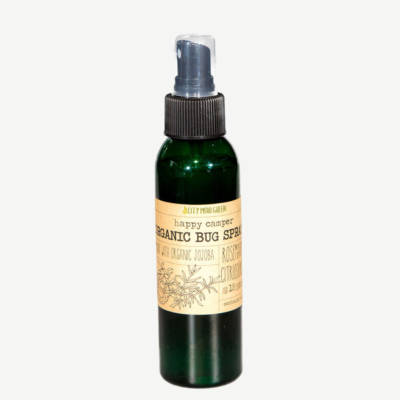 Jojoba essential oil bug spray City Maid Green